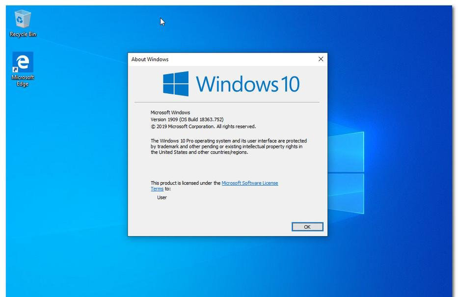 free download Windows 10 April 2020
