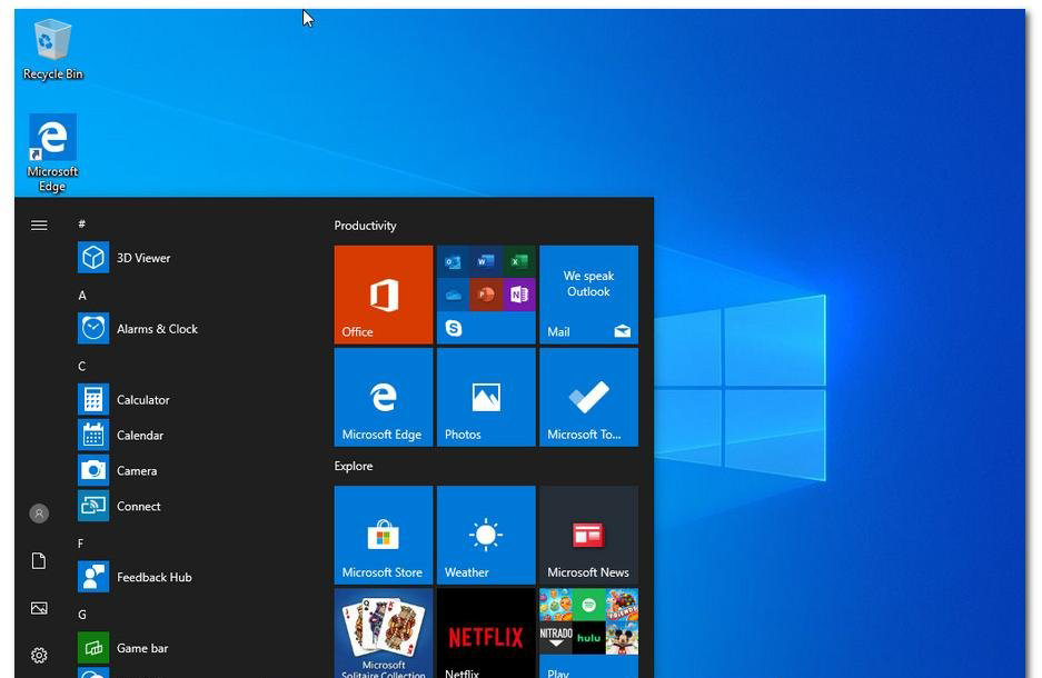 Free Download Windows 10 2020