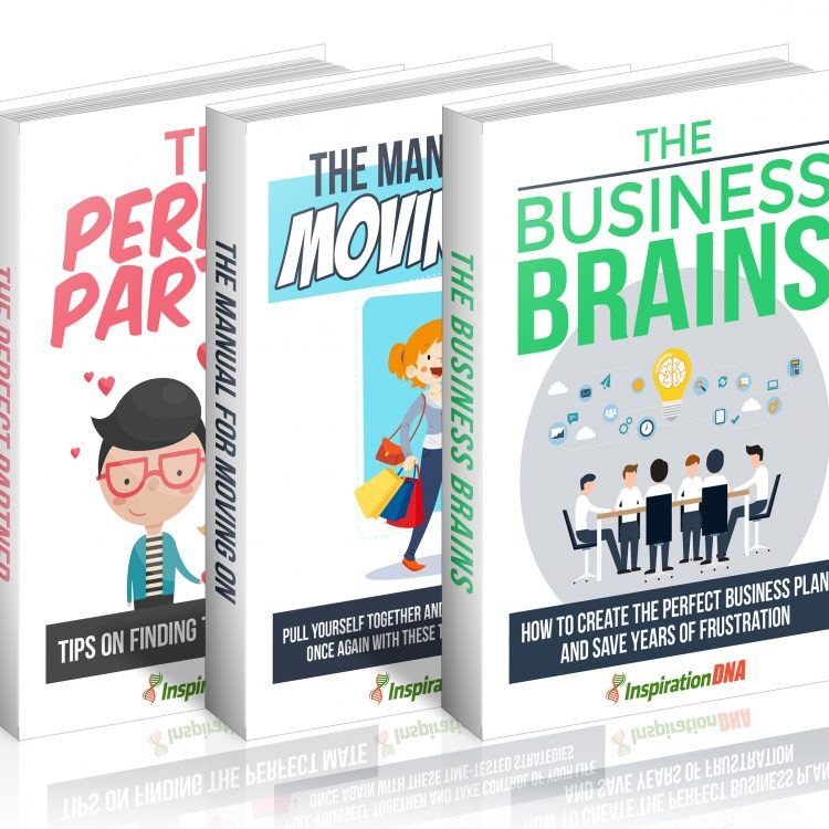 How to create the perfect business (collection Of 3 Volume Ebooks)